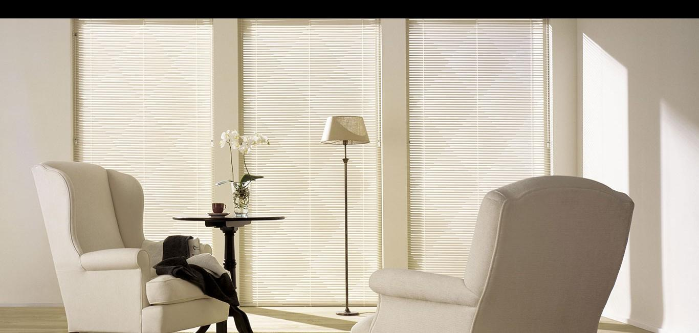 Persiana Metais Preciosos - Hunter Douglas -  Living (sala)